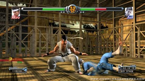 Virtua Fighter 5 - Download game PS3 PS4 RPCS3 PC free