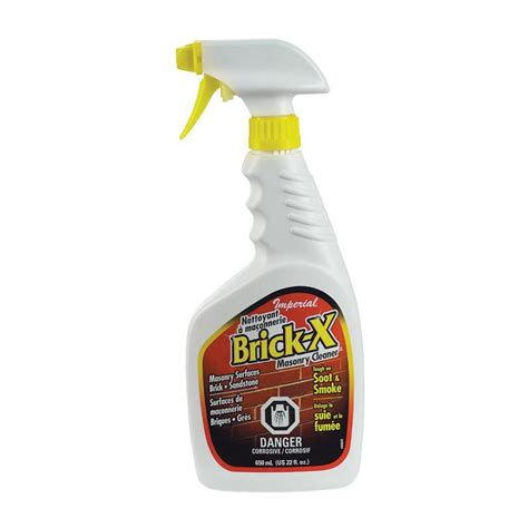 Shop IMPERIAL 22-oz Brick/Masonry Cleaner at Lowes