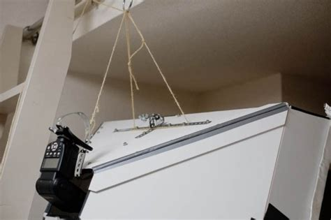DIY Softbox that's big, cheap, solid, foldable — holger