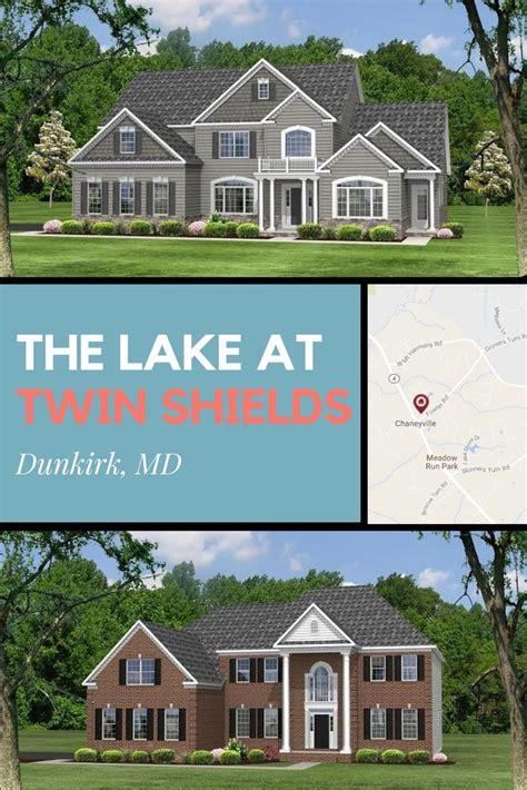 The Lakes at Twin Shields features Estate Homes on 1+ acre