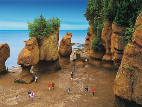 Bay of Fundy | Travel Wallpapers