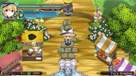 Touhou Genso Wanderer Reloaded's new heroines help balance