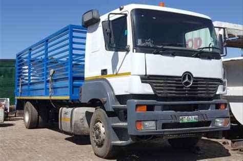 Cattle Body Trucks for sale in South Africa on Truck Search