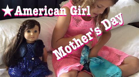 American Girl Doll Mother's Day - YouTube