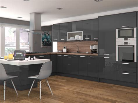 Feature doors available for Altino Graphite