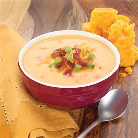 ProteinWise - Bacon And Cheese Protein Soup - 7/Box