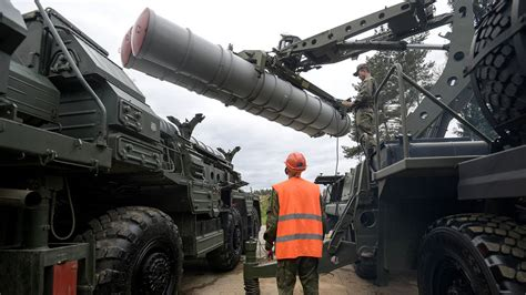 Turkey to start deploying Russian S-400 missile systems in
