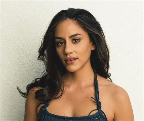 Why Actress Michelle Veintimilla Wants to See More Latinos