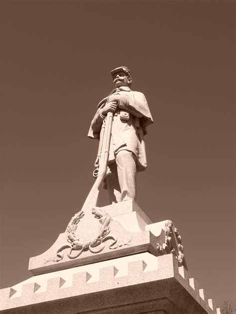 Our Country's Fiery Ordeal: Shiloh's State Monuments