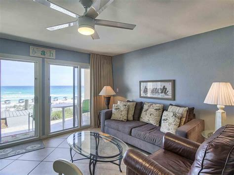 Crystal Sands 102B ~ Destin Vacation Condo by Southern