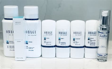 Obagi Nu Derm Normal to Dry Kit with Retinol and Inance Fade