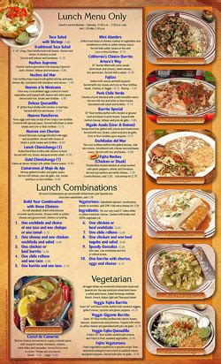 New Bern NC - Authentic Mexican Cooking   Arturo's Mexican