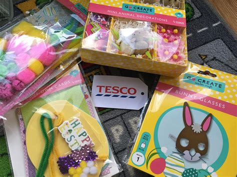 Early Easter Preparations with Tesco   Edspire