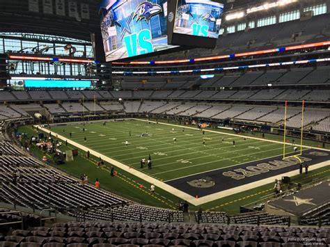 AT&T Stadium Section 226 - Dallas Cowboys - RateYourSeats