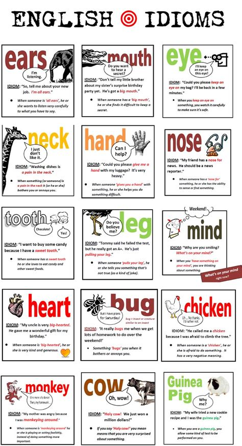 Free Idiom Cliparts, Download Free Idiom Cliparts png