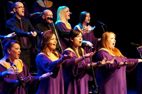 Review: Dublin Gospel Choir at The Olympia Theatre   News