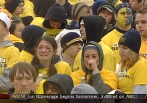 Really, There are Worse Things than Michigan Winning a