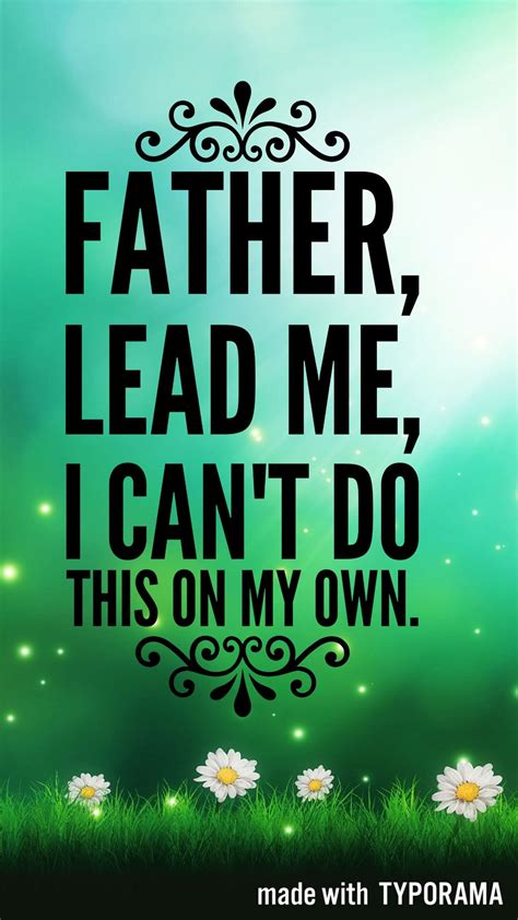 I need you, Lord!   † Thank You Lord Jesus For Everything