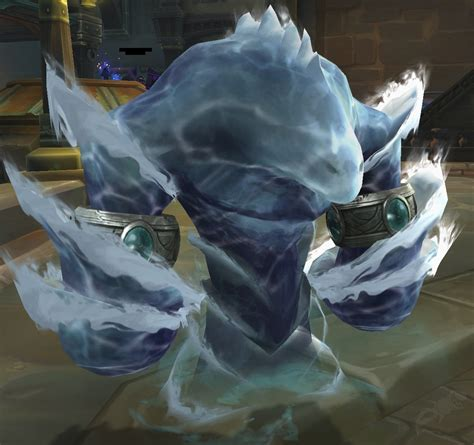 Glyph of the Cold Waves - Item - World of Warcraft