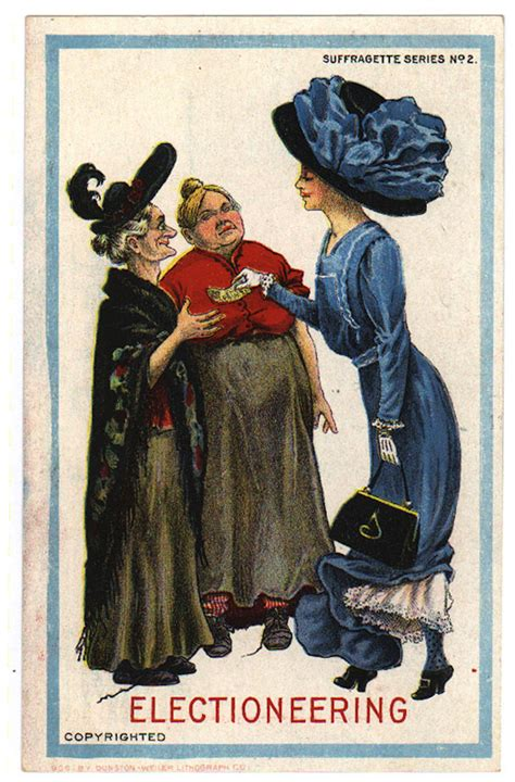 43 Pathetic And Women-Hating Postcards of the Anti