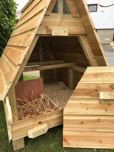 Swedish Cabin Style Hen House Chicken Coop in Athy