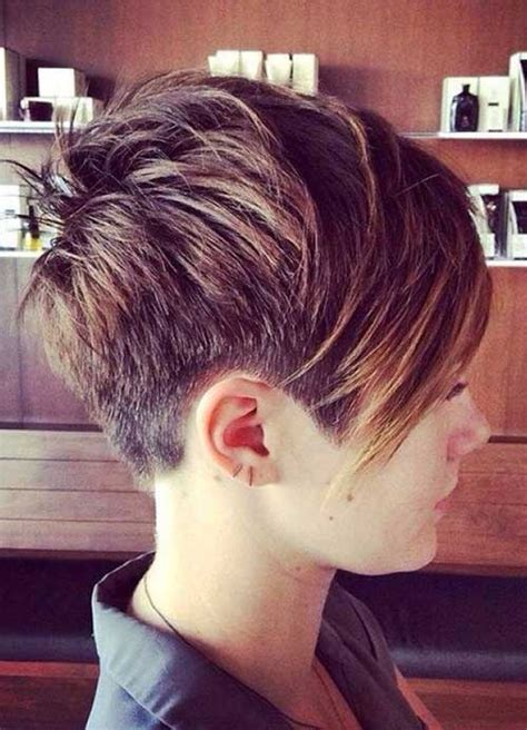 15+ Layered Hairstyles for Short Hair   Short Hairstyles