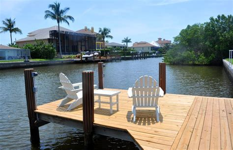 Gulf Coast Cottage – Canal Home with Dock | Naples FL Rentals