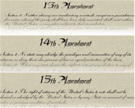 15th Amendment Quotes About