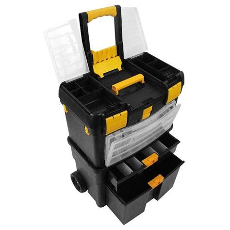 Trademark® Mobile Workshop and Tool Box - 215108, Ladders