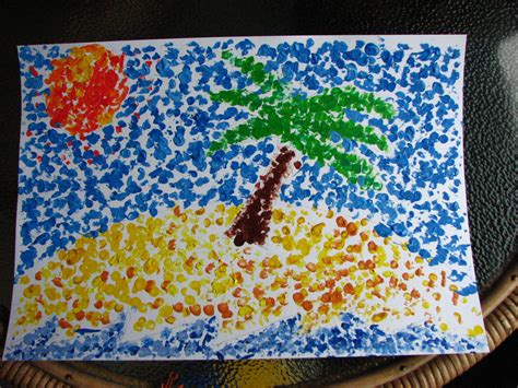 Art Ideas linked to Colours, Shapes and Lines | EYFS and