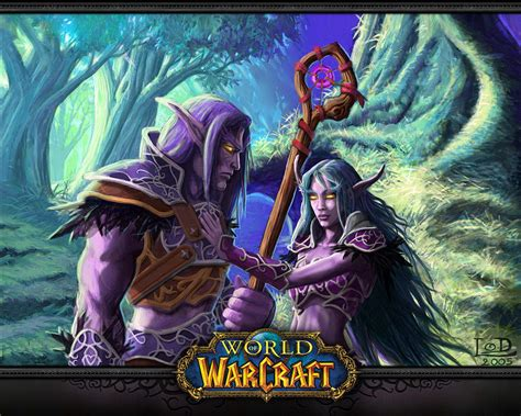 Free World of Warcraft Wallpapers