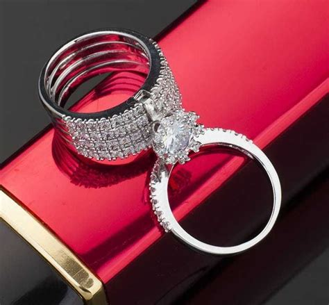 Very Fine Princess Promise Rings for Girlfriend   New