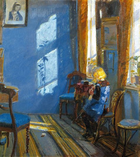 Sunlight in the Blue Room - Wikipedia