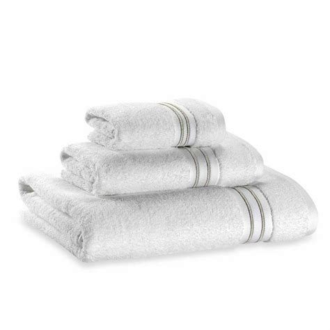 New Wamsutta Hotel Micro Cotton Bath Towels (Pack of 4) in