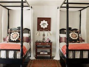 Twin Four Poster Bed - Foter