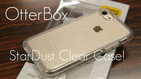 Clear Sparkles! - OtterBox Symmetry Clear Case - StarDust
