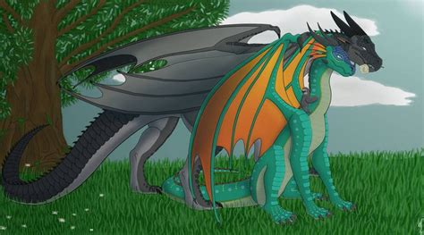 Glorybringer by VVisemanS   Wings of fire dragons, Wings