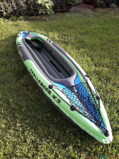 Two Person Challenger K2 Inflatable Kayak » Free