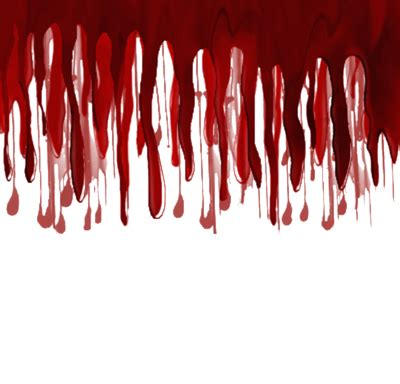 Blood dripping png, Blood dripping png Transparent FREE