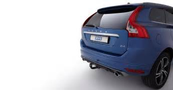 Detachable towbar for Volvo XC60 in premium quality