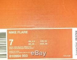7 Women's Nike Serena Williams Court Flare Tennis Shoes