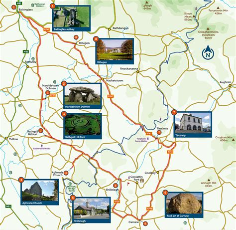 South West Wicklow Heritage Trail – Wicklow County Tourism