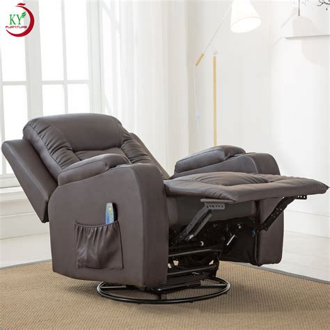 Jky Furniture Synthetic Leather Modern Adjustable With
