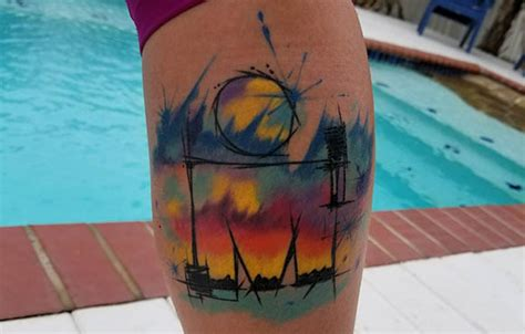 22 More Awesome IRONMAN Triathlon Tattoos | ACTIVE