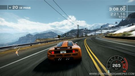 Need for Speed Hot Pursuit [+All DLC] - Download game PS3