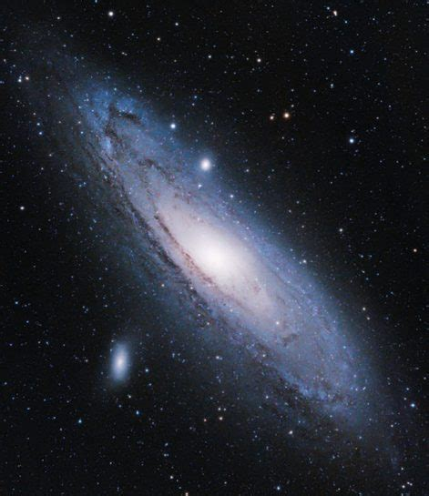 The Andromeda Galaxy with a DSLR Camera (Astrophotography