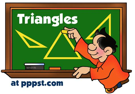 Free PowerPoint Presentations about Triangles for Kids