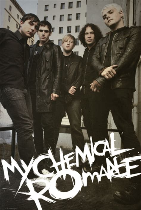 My Chemical Romance posters - My Chemical Romance poster