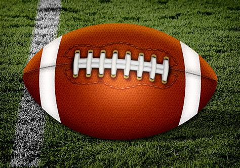 Create a Gorgeous American Football from Scratch in