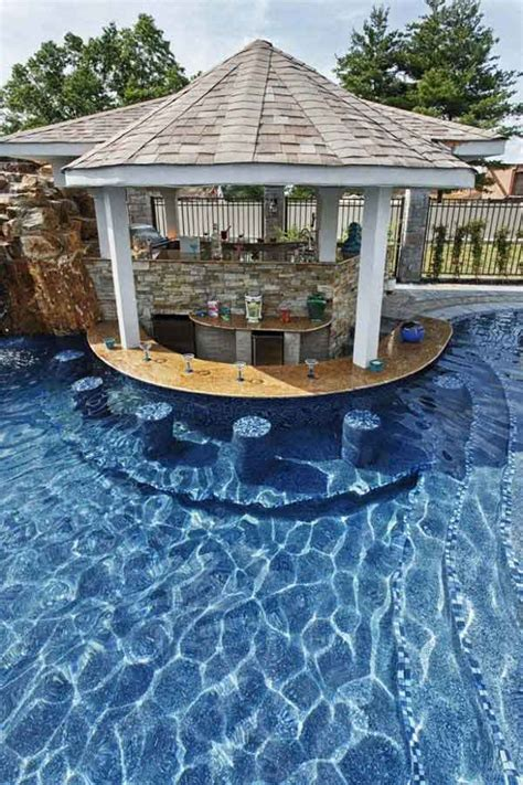25 Summer Pool Bar Ideas to Impress Your Guests